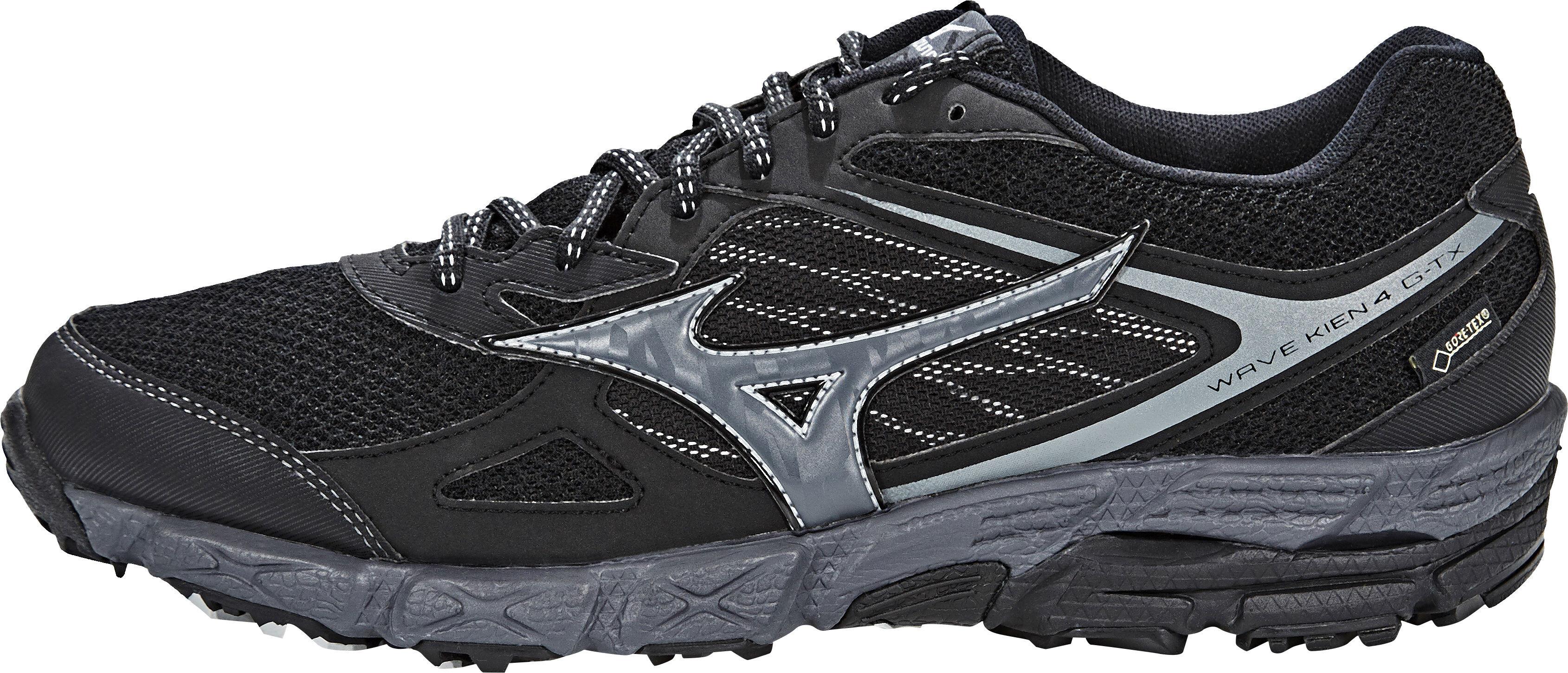 Mizuno Wave Kien 4 G-TX scarpe da corsa Uomo grigio nero su Bikester debed8e6386